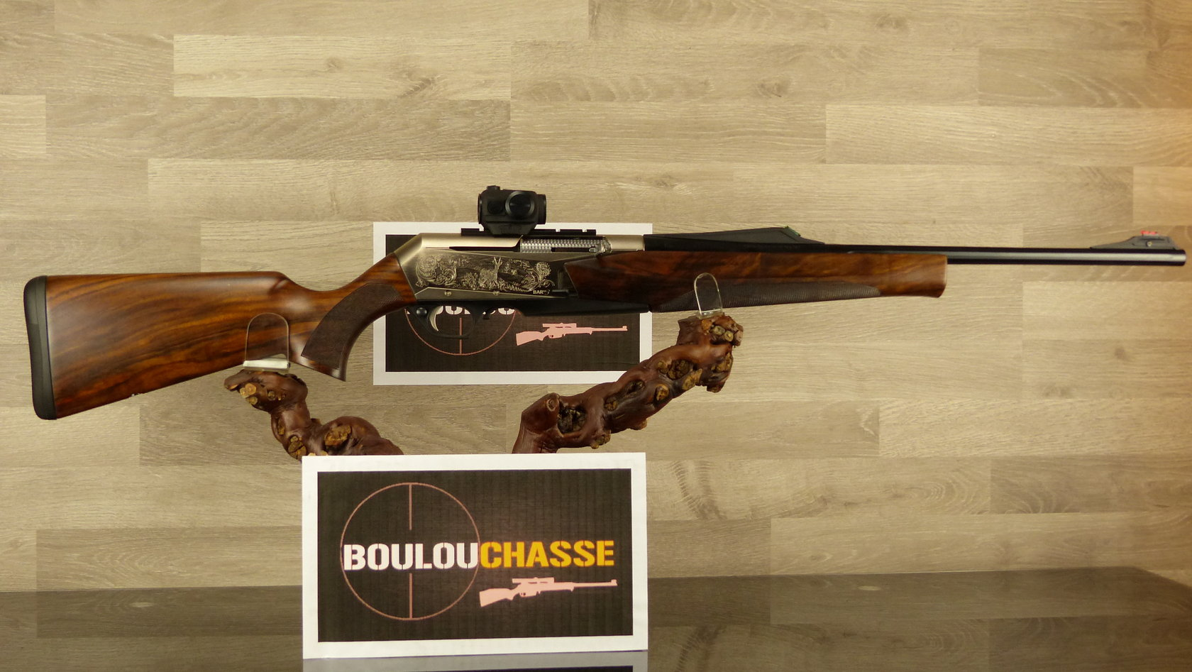 Browning Bar Mk3 Eclipse-Pack point rouge