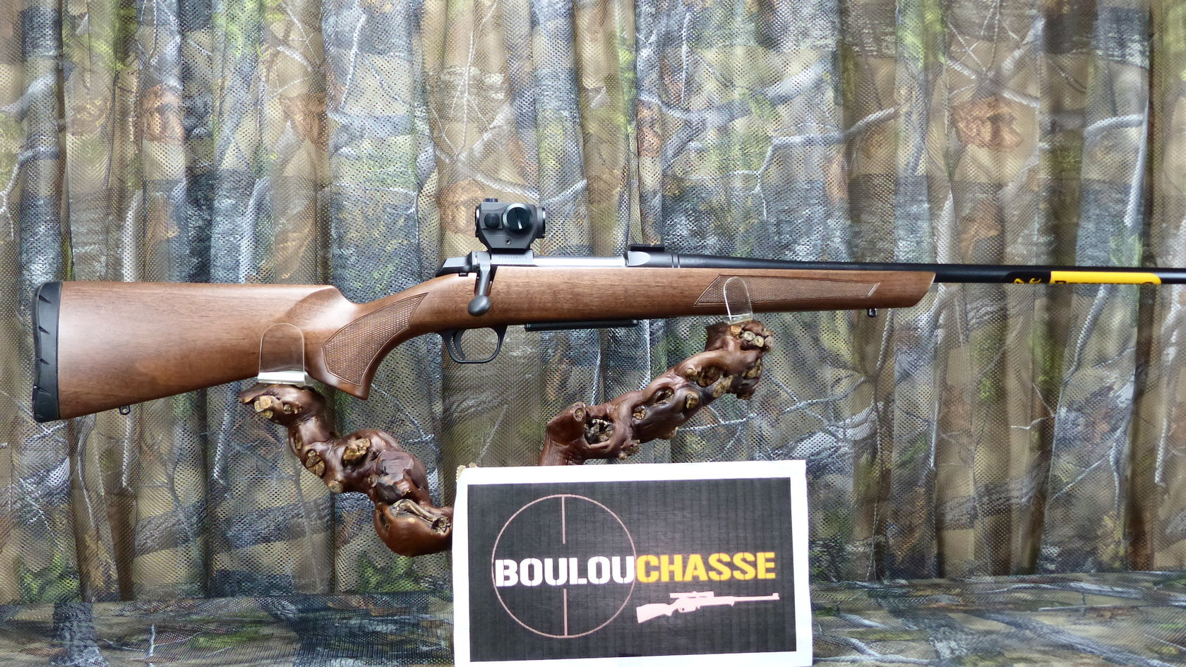 Browning A Bolt 3 Hunter pack Holosun