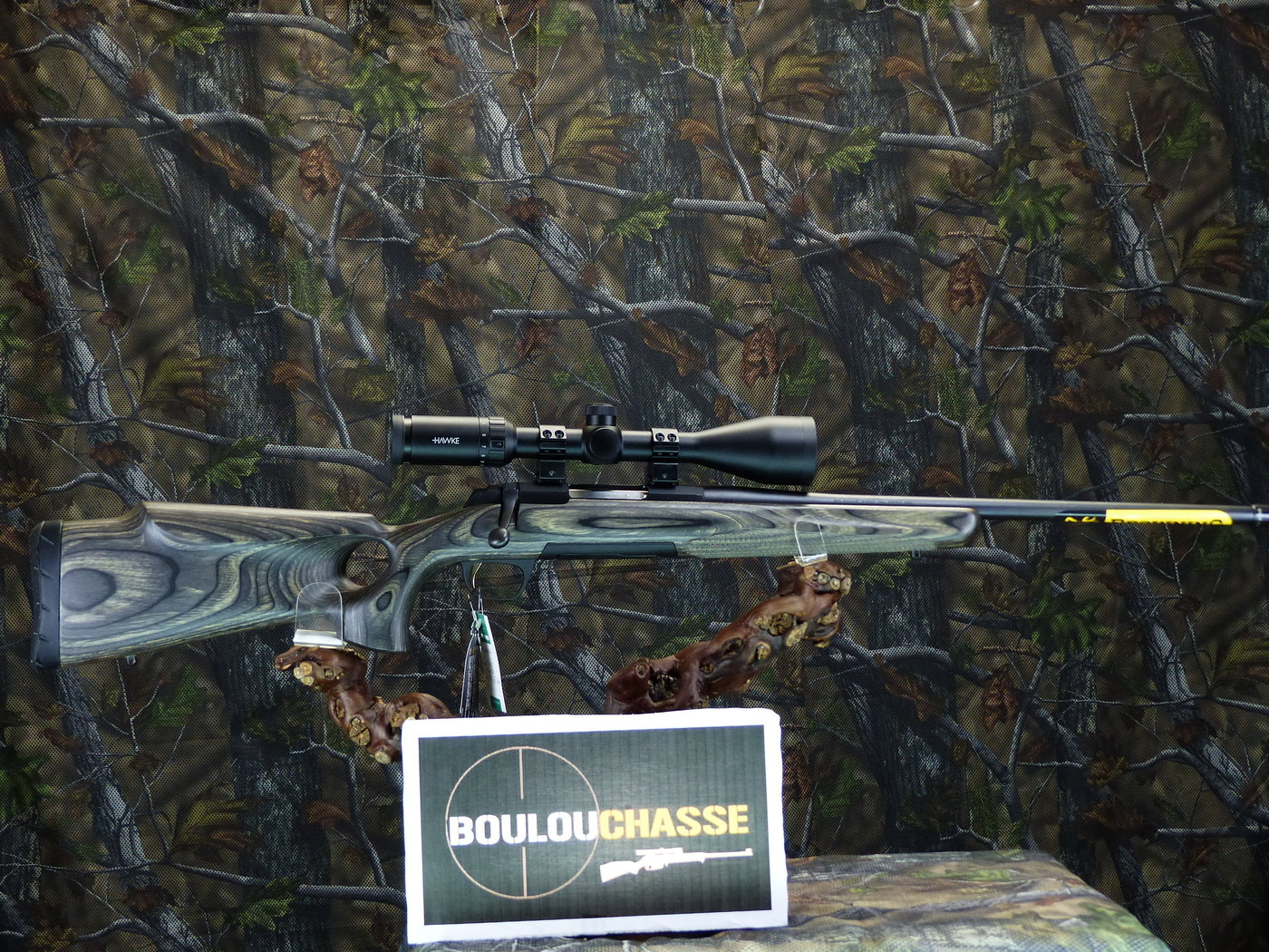 Browning X Bolt Eclipse Hunter-Pack lunette.