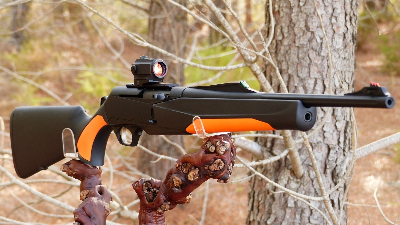 Browning Bar MK3 HC Tracker-Pack point rouge