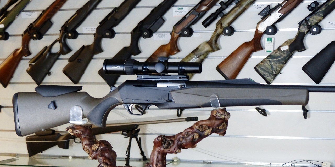 Browning Bar MK3 HC Composite Brown