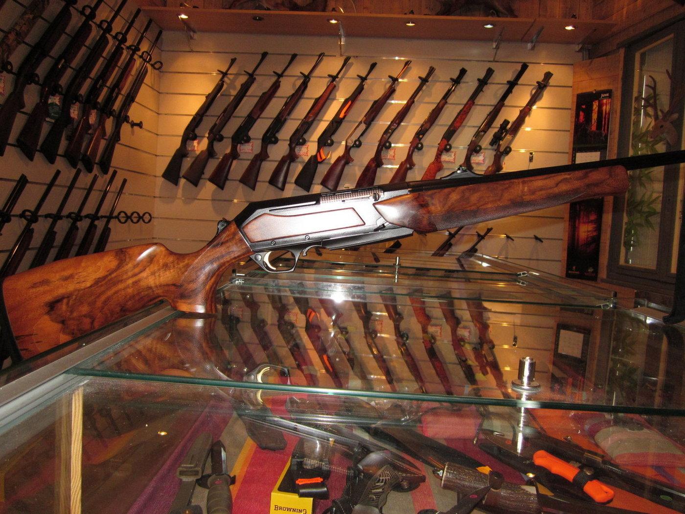 fusil v 12 de verney carron