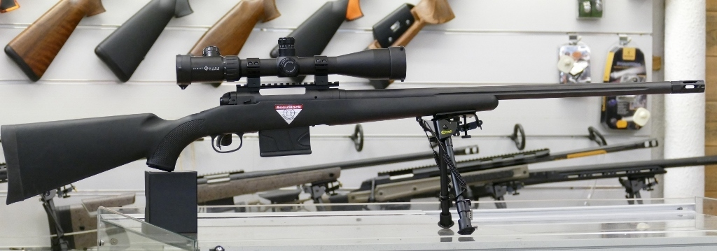 "Savage 10FCP/SR cal 308 win-24""-gaucher"