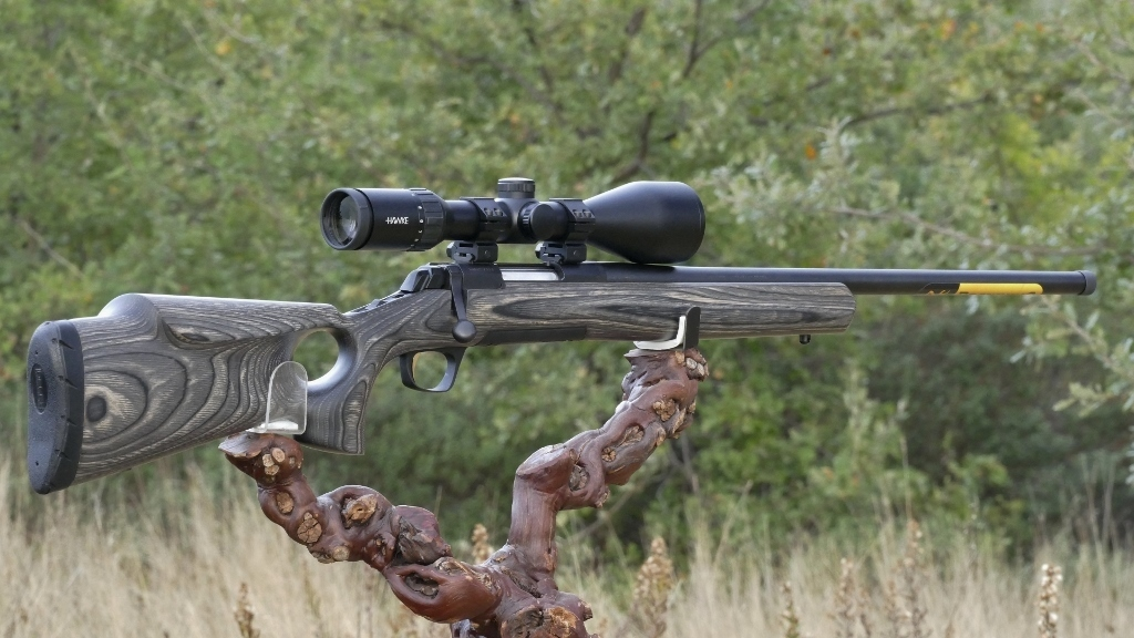 Browning X Bolt Eclipse Varmint-Boulouchasse