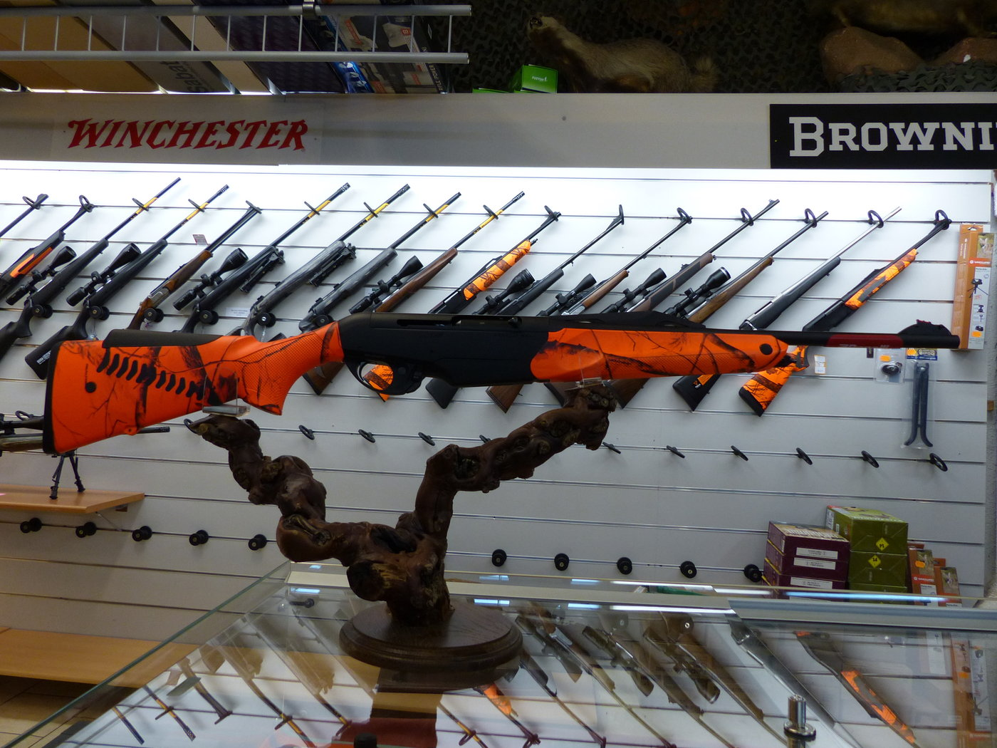 Benelli Argo E Battue camo orange