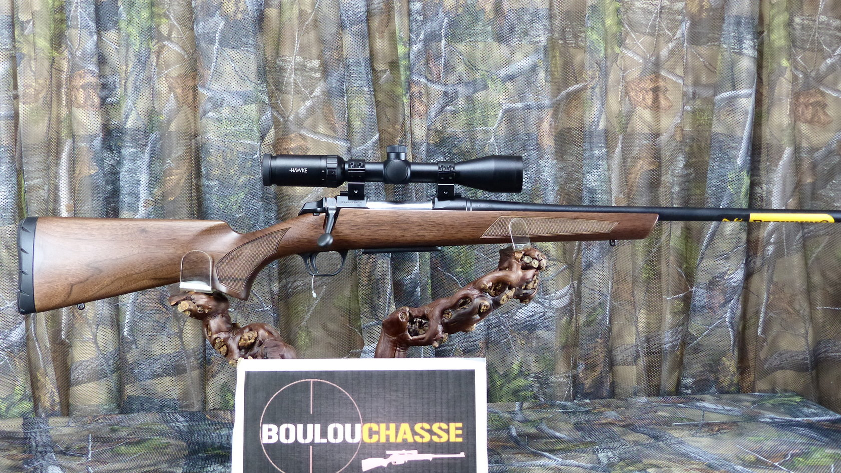 Browning A Bolt 3 Hunter version pack