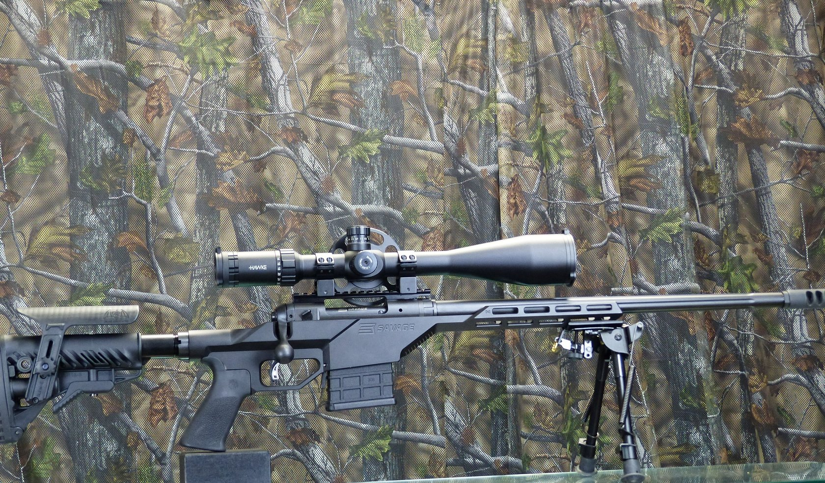 Savage 10 BA Stealth