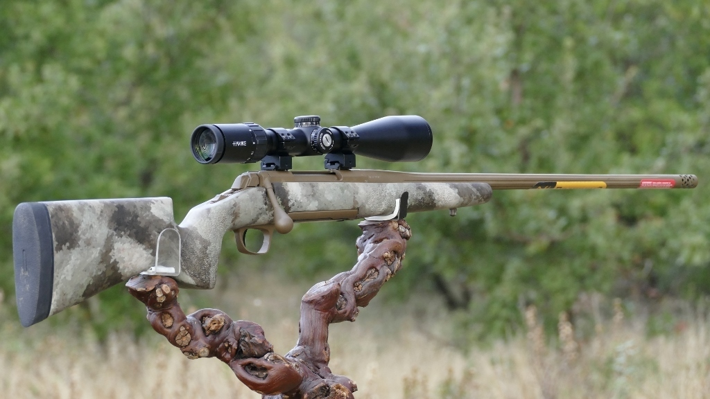 Browning X Bolt SF Long Range MC MILLAN