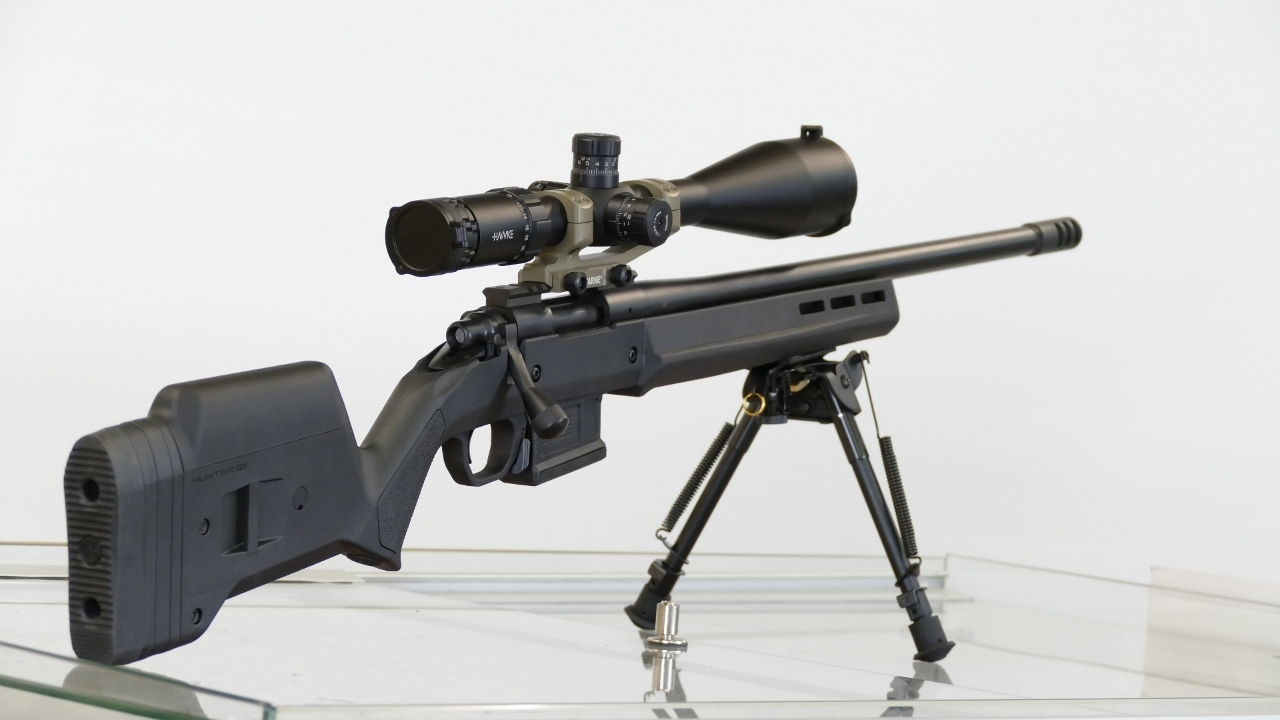Remington 700 Hunter Magpul