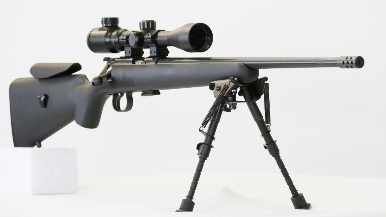 CZ 455 Synthétique Tactical