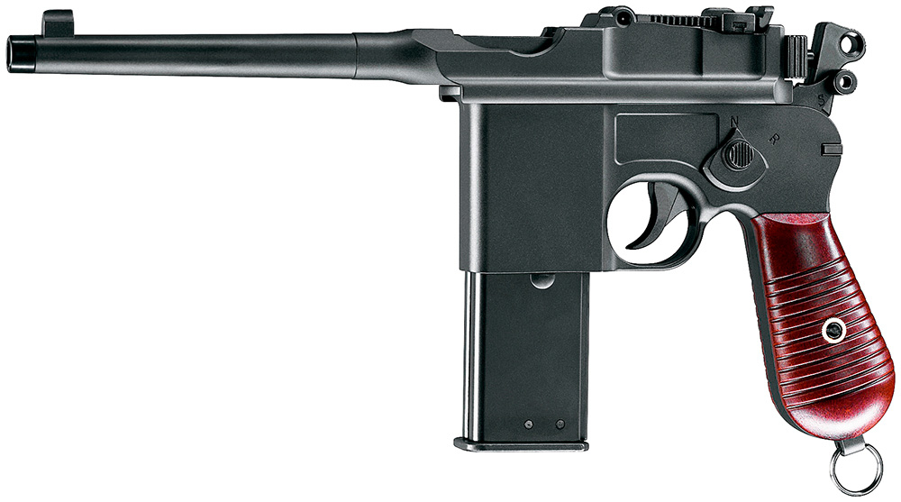 Pistolet co2 LEGENDS C96