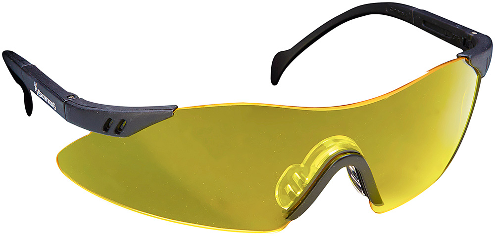 Lunettes de protection BROWNING CLAYBUSTER JAUNE