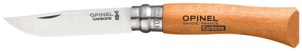 Opinel CARBONE TRADITION n° 7