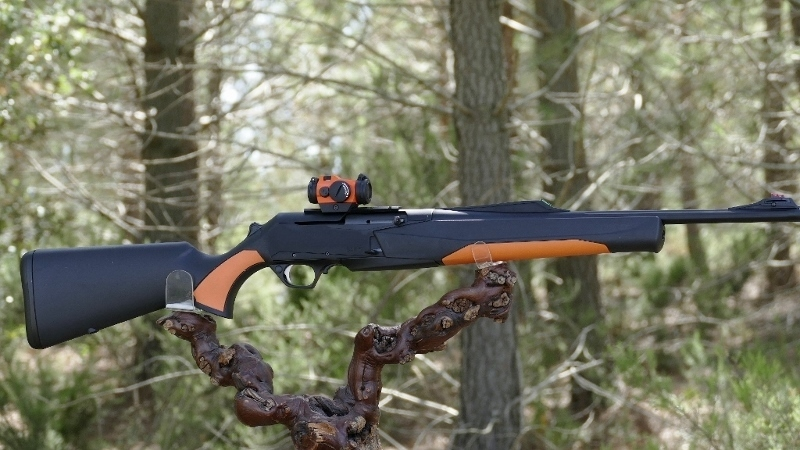 Browning Bar Mk3 HC Composite Tracker