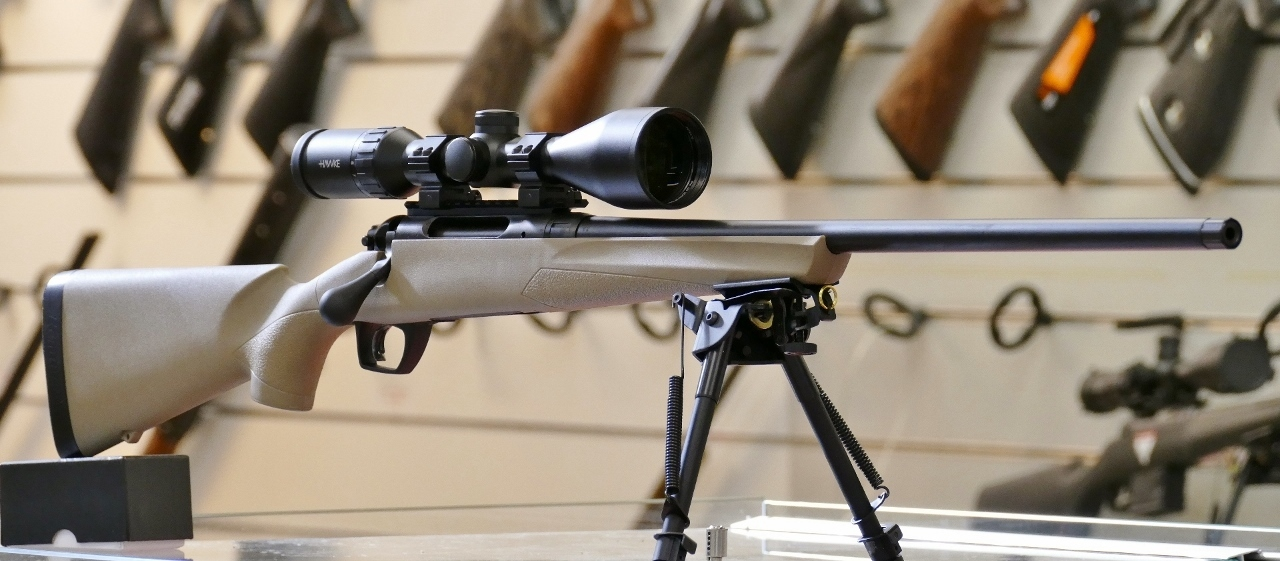 Remington 783 synthétique canon lourd