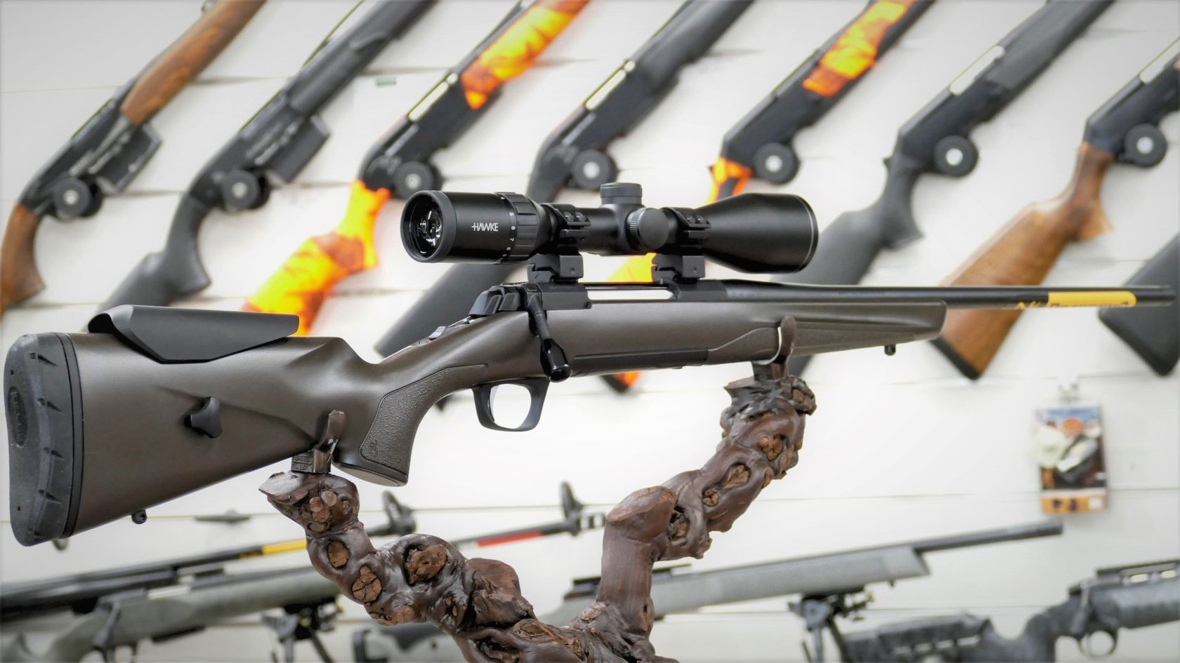 Browning X Bolt SF Composite Brown Adjustable