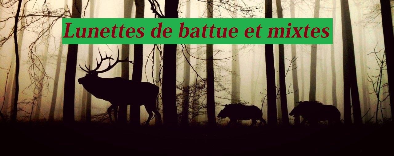 0b71fee500 LUNETTES DE BATTUE ET MIXTES - BOULOUCHASSE-LOISIRS NATURE